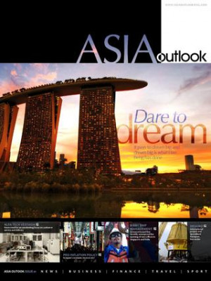 Asia Outlook Issue 1 / May '13