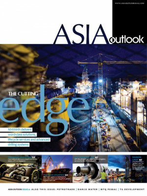 Asia Outlook Issue 10 / October '14