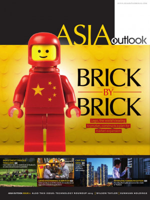 Asia Outlook Issue 11 / December '14