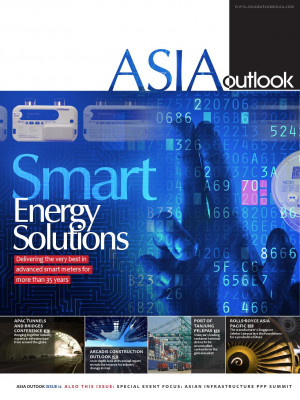 Asia Outlook Issue 12 / February '15
