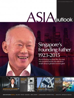 Asia Outlook Issue 14 / April '15