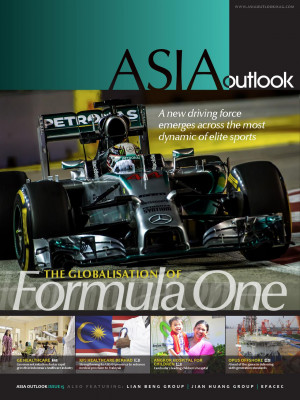 Asia Outlook Issue 15 / June '15