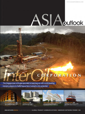 Asia Outlook Issue 16 / August '15