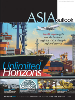 Asia Outlook Issue 17 / October '15