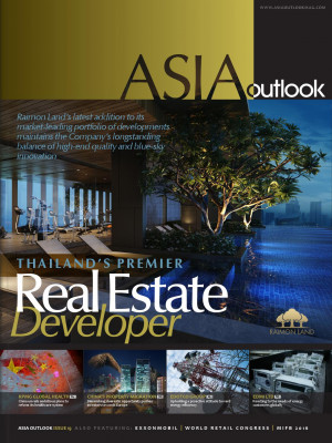 Asia Outlook Issue 19 / February '16