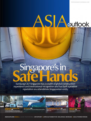 Asia Outlook Issue 21 / June '16