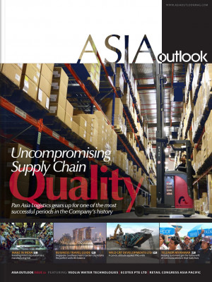 Asia Outlook Issue 22 / August '16