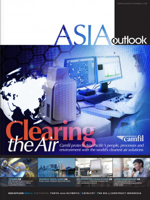 Asia Outlook Issue 23 / October '16