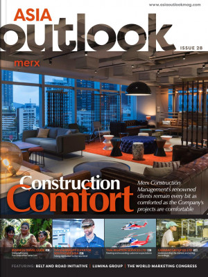 Asia Outlook Issue 28 / August '17