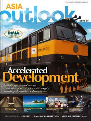 Asia Outlook Issue 29 / October '17