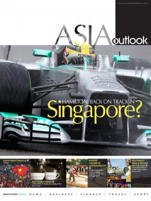 Asia Outlook Issue 3 / September '13