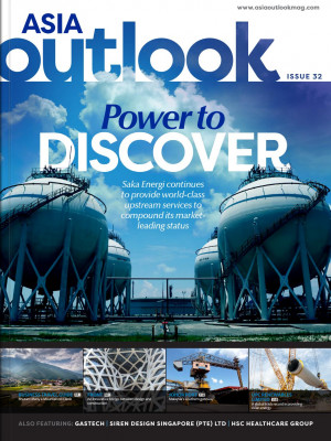 Asia Outlook Issue 32 / April '18