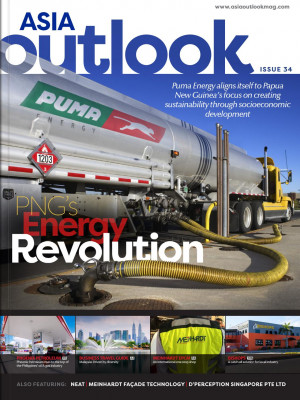 Asia Outlook Issue 34 / August '18