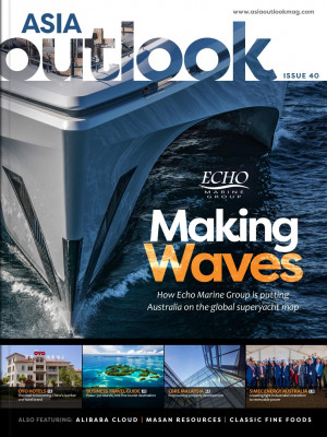 Asia Outlook Issue 40 / August '19