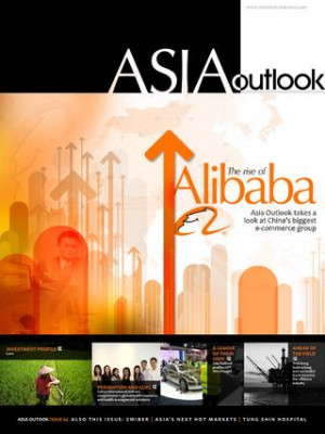 Asia Outlook Issue 4 / November '13
