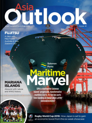 Asia Outlook Issue 41 / October '19