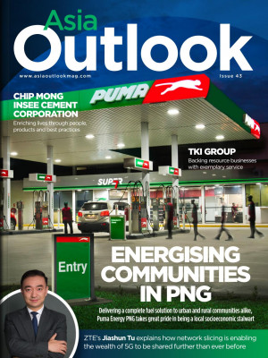 Asia Outlook Issue 43 / February '20