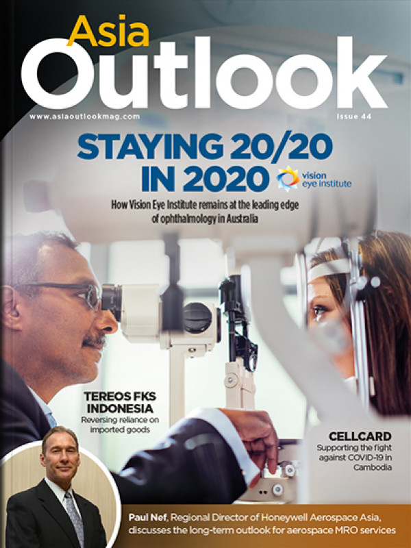 Asia Outlook Issue 44 / April '20