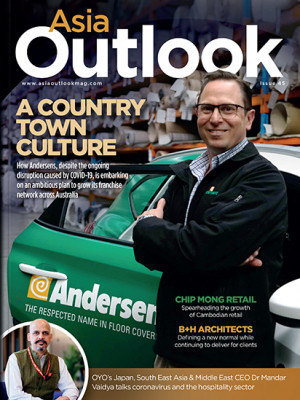 Asia Outlook Issue 45 / August '20