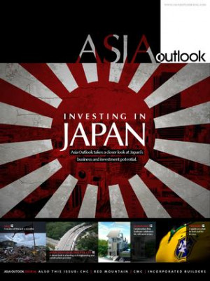 Asia Outlook Issue 5 / January '14