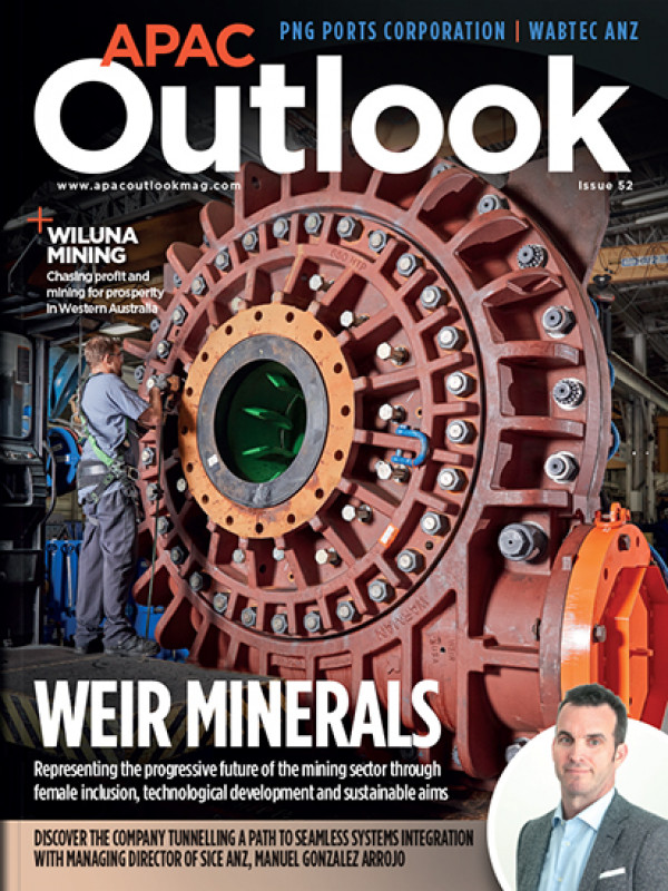 APAC Outlook Issue 52 / Oct '21