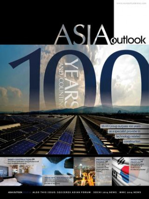 Asia Outlook Issue 6 / March '14