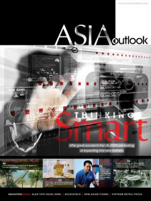 Asia Outlook Issue 7 / May '14