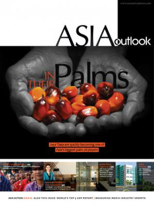 Asia Outlook Issue 8 / June '14