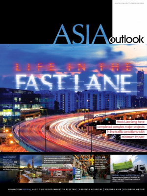 Asia Outlook Issue 9 / August '14